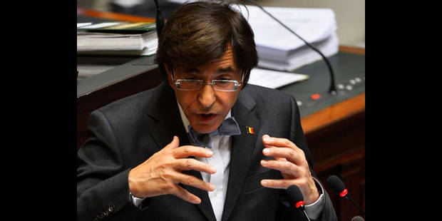 Recommandations européennes: Di Rupo répond durement aux critiques de la N-VA - La DH
