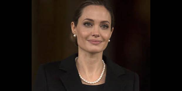 """Angelina Jolie se sent """"merveilleusement bien"""" après son opération - La DH"""