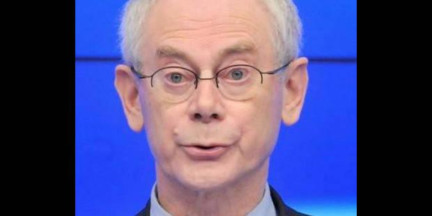 Pour Van Rompuy, les réformes sont indispensables en Belgique - La DH