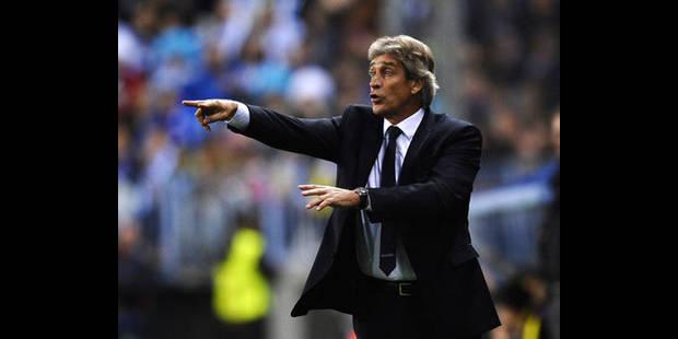 Pellegrini pour remplacer Mancini à City ? - La DH