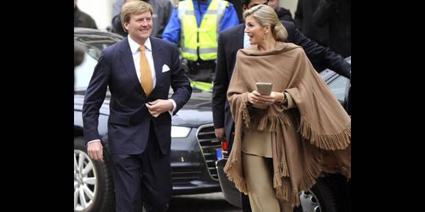 Coup de jeune sur le trône néerlandais - La DH