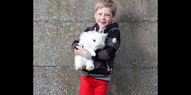 L'UZ Bruxelles assume provisoirement les coûts de traitement pour Viktor - La DH