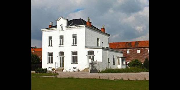 Depardieu a racheté la Villa White Cloud à Néchin - La DH