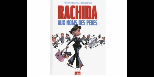 Rachida Dati veut faire interdire une BD - La DH