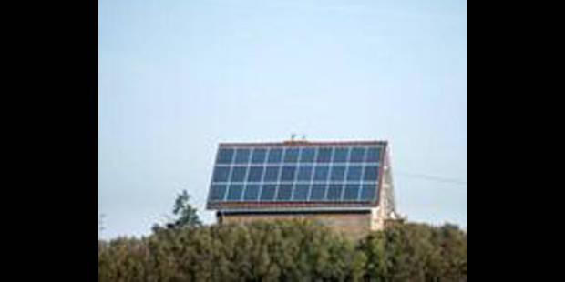 Photovoltaïque: les interrogations subsistent dans la majorité - La DH
