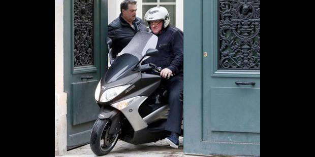 On a piqué le scooter de Gégé - La DH