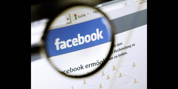 Facebook: les utilisateurs se dévoilent de plus en plus - La DH