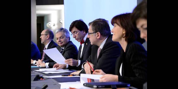 Chef cabinet vice premier ministre ministre des affaires etrangres belgique - Chef de cabinet du premier ministre ...