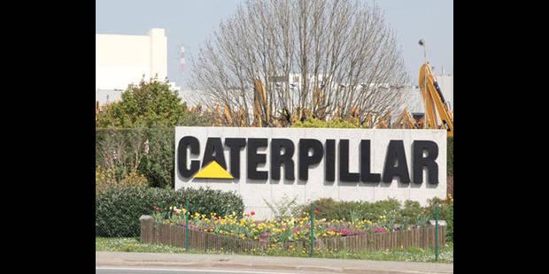 Caterpillar: la task force veut des éclaircissements sur l'avenir du site - La DH
