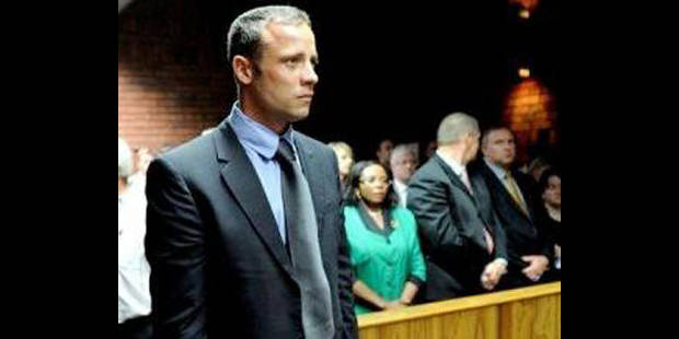 Pistorius: l'audience suspendue jusqu'à jeudi - La DH