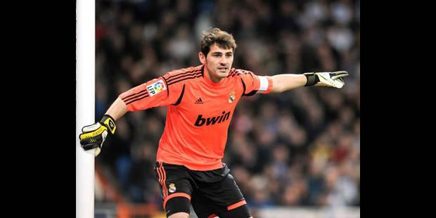 Fracture du pouce pour Iker Casillas - La DH