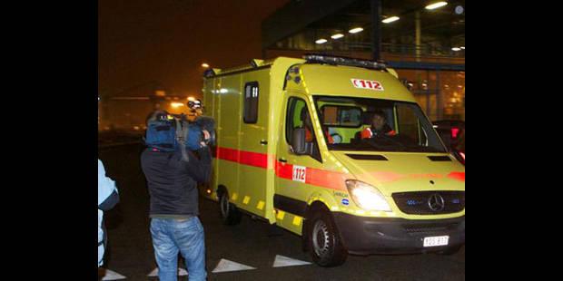 Trois morts dans une collision frontale à Flémalle - La DH