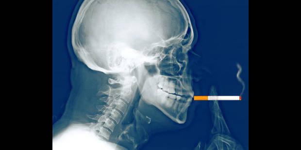 22% des Belges fument - La DH