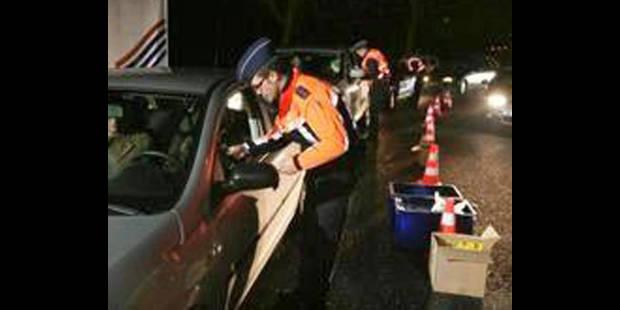 Plus de 3.000 conducteurs contrôlés sur l'ensemble du réseau autoroutier belge - La DH