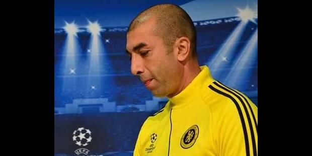 Officiel :  Roberto Di Matteo viré  par Chelsea - La DH
