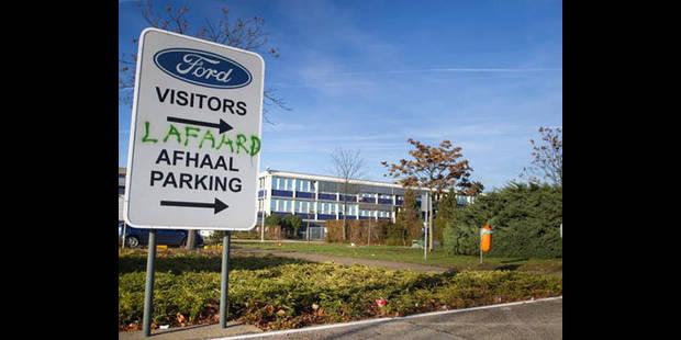 Quand la Sabam menace les syndicats de Ford Genk - La DH