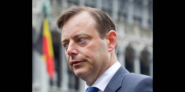 De Wever s'enlise à Anvers - La DH