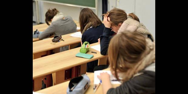Plus de 10.000 étudiants  aidés par un CPAS - La DH