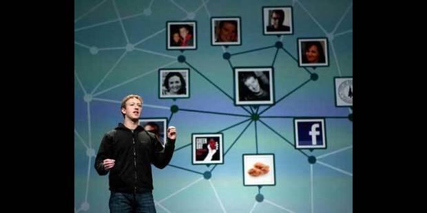Facebook: certains services bientôt payants - La DH
