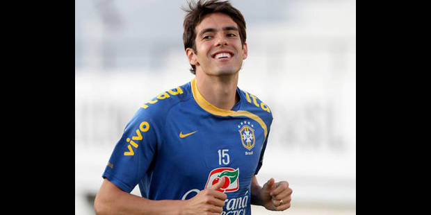Kakà de retour en sélection brésilienne - La DH