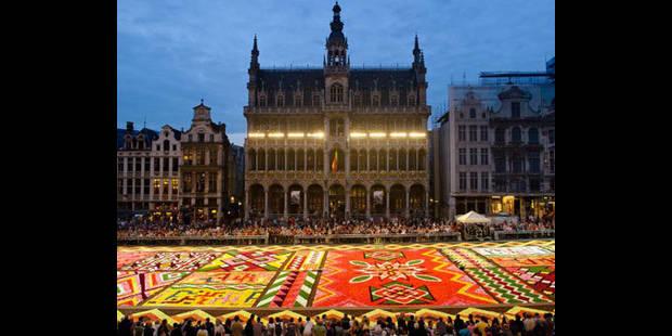 Bruxelles perd 16 places au classement sur réputation des villes - La DH