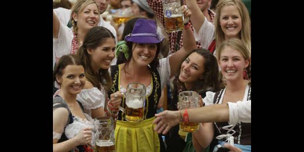 La fête de la bière de Munich ouvre ses portes - La DH