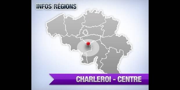Charleroi: l'A503 fermée à la suite d'une perte de carburant - La DH