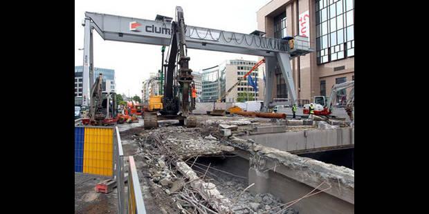 La rentrée ne marquera pas la fin de tous les chantiers routiers - La DH