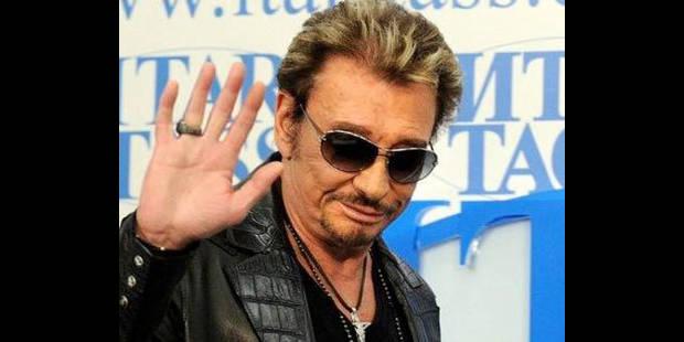 "Johnny Hallyday: ""Seulement une grosse bronchite"" - La DH"