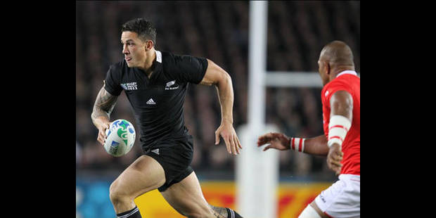 Rugby: SB Williams défiera le buffle blanc - La DH