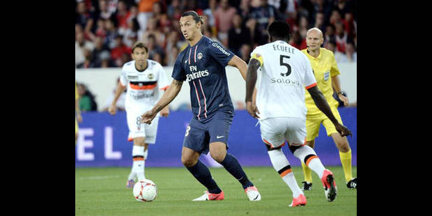 Ligue 1: Ibrahimovic  déjà décisif - La DH