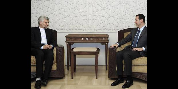 """Assad promet de purger son pays des """"terroristes"""" - La DH"""