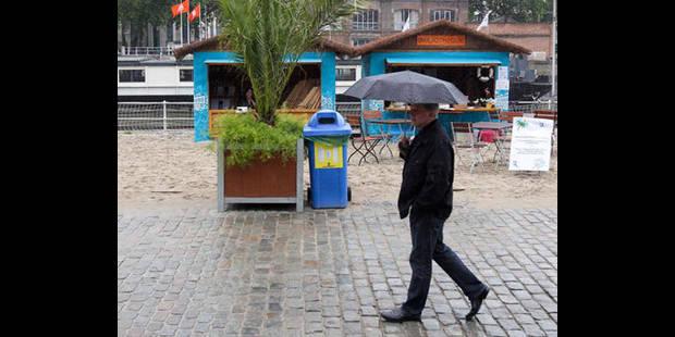 Des averses sur la Belgique - La DH