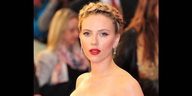 Scarlett Johansson: ?J'adore m'acheter des petites culottes!? - La DH
