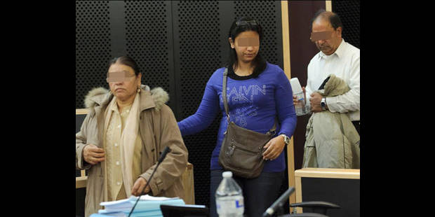Affaire Sadia: les parents restent en détention - La DH