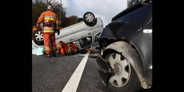 Un chauffeur ivre bloque la circulation en plein Bruxelles - La DH