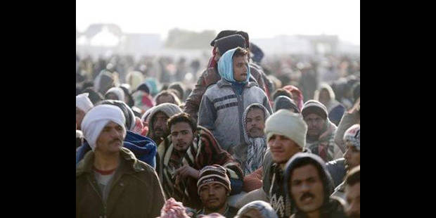 L'asile explose de partout - La DH