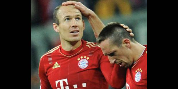 Robben refuse de prolonger au Bayern après son altercation avec Ribéry - La DH