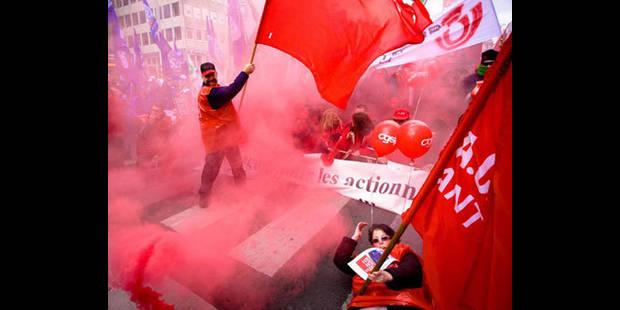 Grève 30/01: les syndicats du transport et de la logistique participeront - La DH