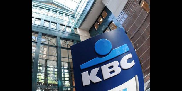 KBC va rembourser 500 millions au gouvernement belge - La DH