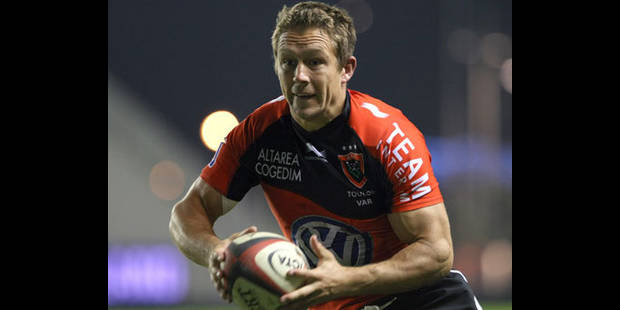 Jonny Wilkinson souhaite terminer sa carrière à Toulon - La DH