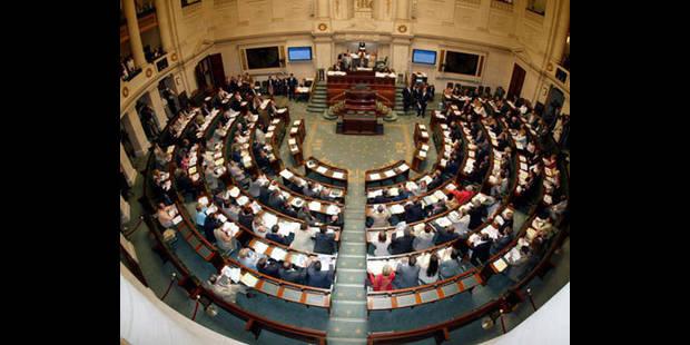 Chambre et Sénat vont faire ceinture - La DH