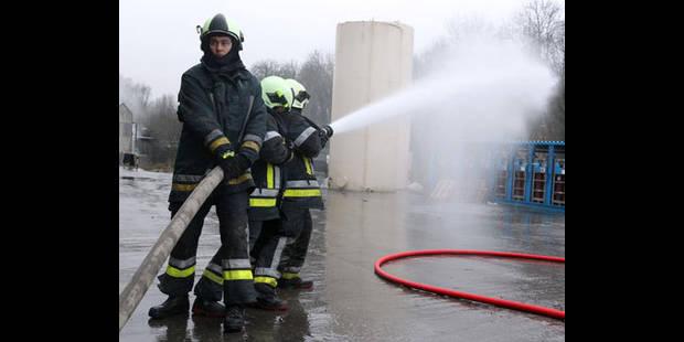 Nuit agitée  pour les pompiers - La DH