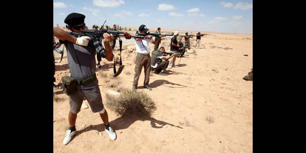 Libye: contre-attaque des pro-Kadhafi au Sud, des dizaines de victimes - La DH