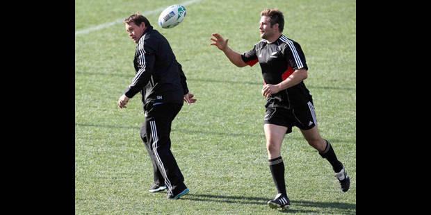 """Nouvelle-Zélande: """"On veut finir en tête de notre poule"""" - La DH"""