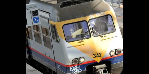 Perturbation sur la ligne ferroviaire Bruxelles-Namur - La DH