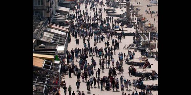 Près de 10 pc de la population belge est étrangère - La DH
