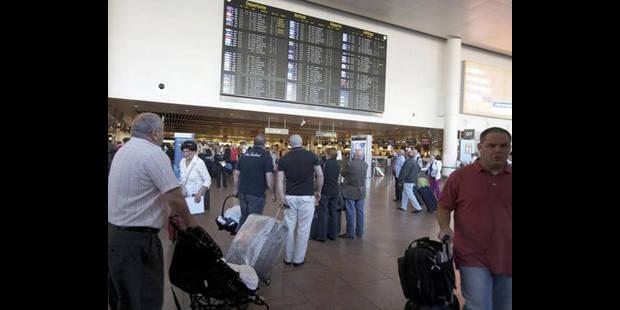 Un nouveau système de contrôle des voyageurs sera testé à Brussels Airport - La DH