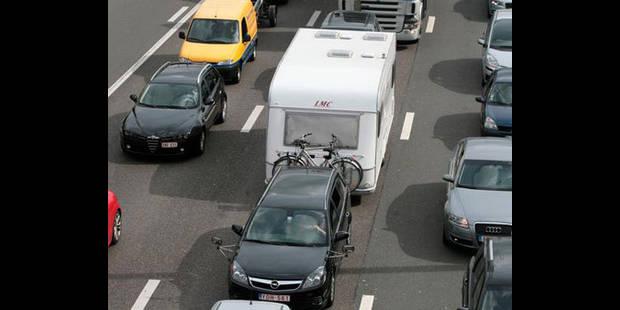 Le trafic sera rouge en Europe... - La DH