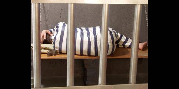 Un détenu veut rester  en prison - La DH